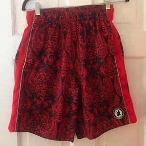 Youth Boys Lacrosse Shorts, Flow Society, XL
